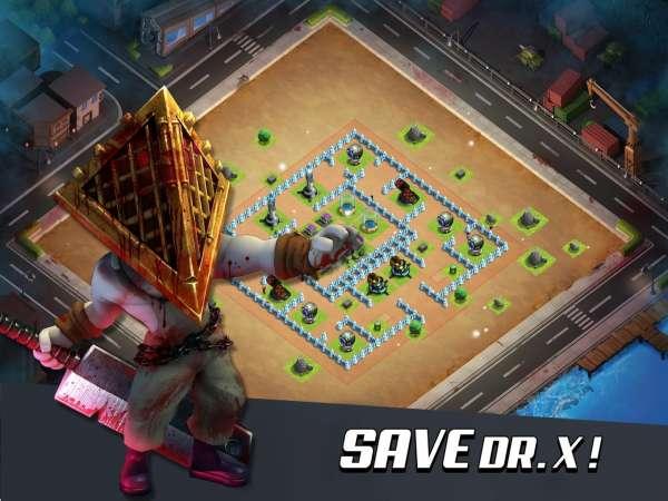 دانلود Apoc Wars: Zombies Clash 2.0 بازی برخورد زامبی ها اندروید
