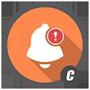 دانلود C Notice Prime 1.6.9 ~ برنامه نمایش و مدیریت نوتیفیکیشن به شکلی زیبا برای اندروید