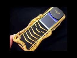 گرانترین گوشی های جهان که تنها پولدارها میتوانند خریداری کنند .
