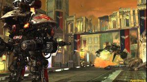 دانلود Warhammer 40,000: Freeblade 5.8.1 بازی اکشن شوالیه های امپراطوری وارهمر اندروید + دیتا