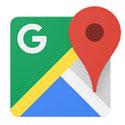 بروزرسانی جدید نقشهی گوگل Google Map با امکان کرایه خودرو