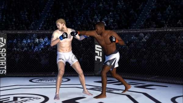 دانلود EA SPORTS UFC .9.3786573 بازی بوکس برای اندروید