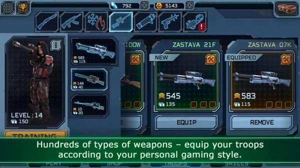 دانلود Alien Shooter TD 1.6.4 بازی تیرانداز بیگانه اندروید + مود + دیتا