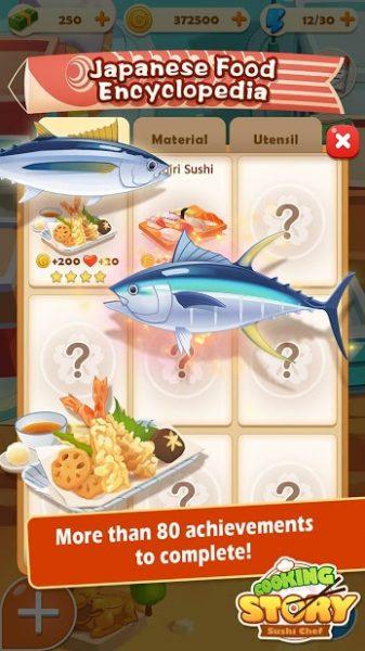 دانلود Sushi Master – Cooking story 4.0.2 بازی آشپزی پخت و پز استاد سوشی اندروید + مود