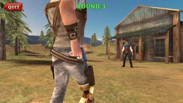 دانلود West Gunfighter 1.12 بازی هفت تیری غرب وحشی اندروید + مود