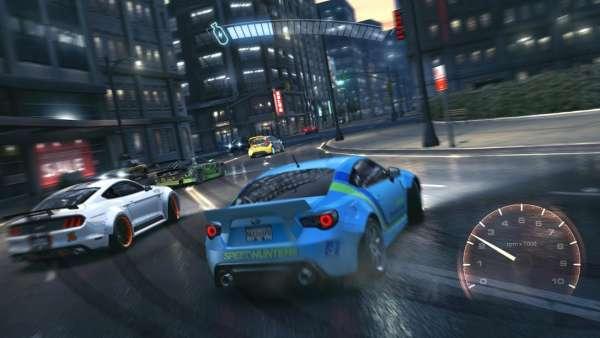 دانلود Need for Speed™ No Limits 5.3.3 بازی نیاز به سرعت: نامحدود  + دیتا