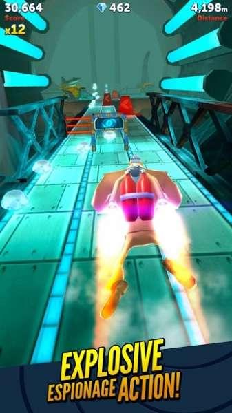 دانلود Agent Dash 5.5.1.994 بازی مامور سرعتی اندروید + مود