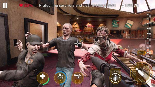 دانلود Kill Shot Virus 2.1.3 بازی اکشن کشتن زامبی ها اندروید + مود