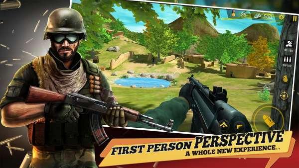 دانلود Yalghaar: Counter Terrorist Shoot – Action FPS 3.5b109 بازی اکشن مبارزه با تروریست اندروید + مود