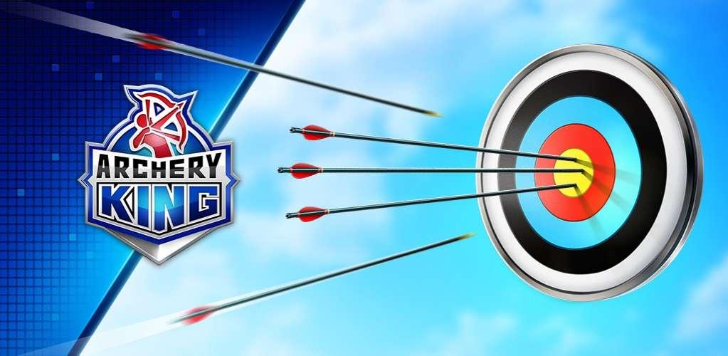 دانلود Archery King 1.0.32 بازی ورزشی پادشاه کمانداران اندروید + مود