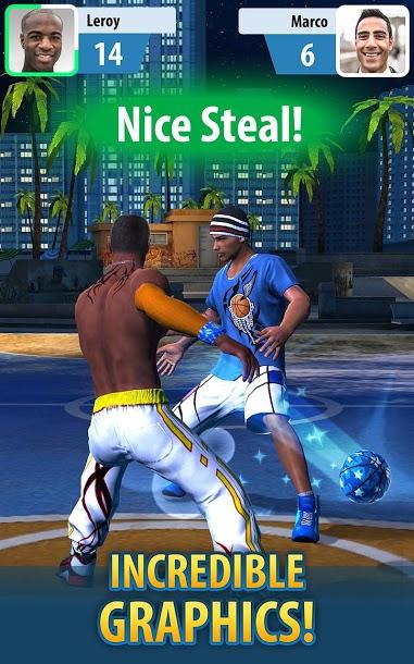 دانلود Basketball Stars 1.34.1 بازی ستاره های بسکتبال اندروید + مود