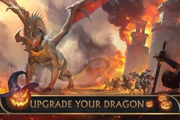 دانلود King of Avalon: Dragon Warfare 11.9.0 بازی اندروید نبرد اژدها