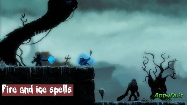 دانلود Mahluk: Dark demon 1.31 بازی دیو تاریکی اندروید + مود