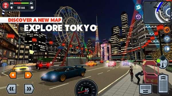 دانلود Car Driving School Simulator 3.2.5 بازی شبیه ساز مدرسه رانندگی اندروید + مود