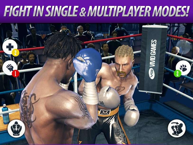 دانلود Real Boxing 2.6.1 بازی بوکس واقعی اندروید