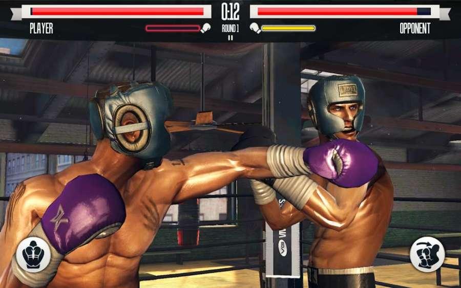 دانلود Real Boxing 2.7.6 بازی بوکس واقعی اندروید