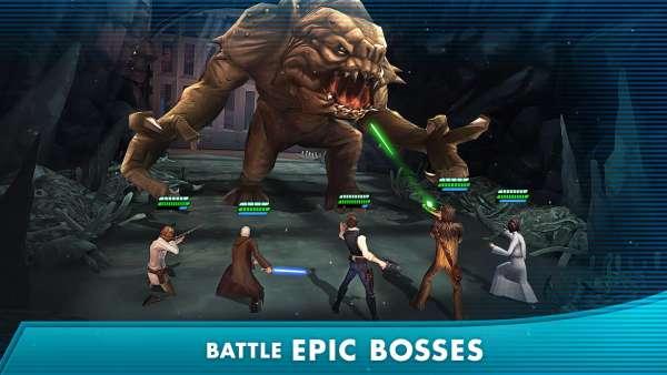 دانلود Star Wars: Galaxy of Heroes 0.18.502441 بازی جنگ ستارگان قهرمانان کهکشان اندروید + مود