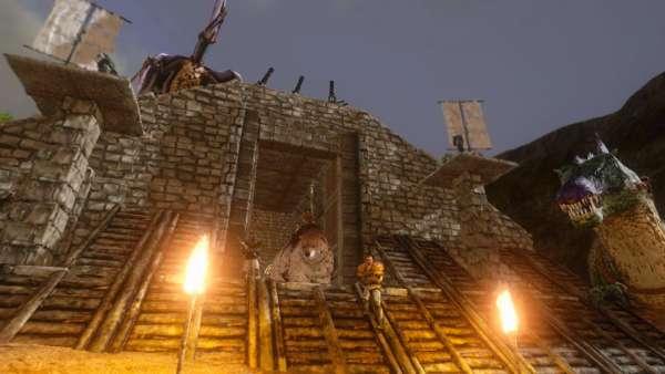 دانلود ARK: Survival Evolved 2.0.25 بازی بقاء در جزیره دایناسورها اندروید + دیتا + مود