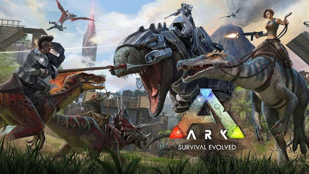 دانلود ARK: Survival Evolved 2.0.08 بازی بقاء در جزیره دایناسورها اندروید + دیتا