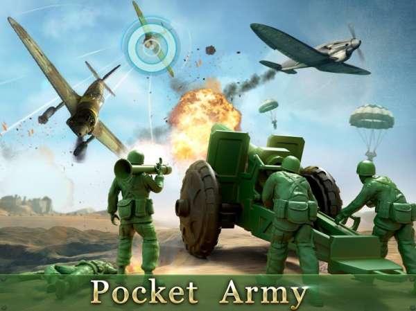 دانلود Army Men Strike 3.84.0 بازی اندروید ارتش اسباب بازی های اندروید
