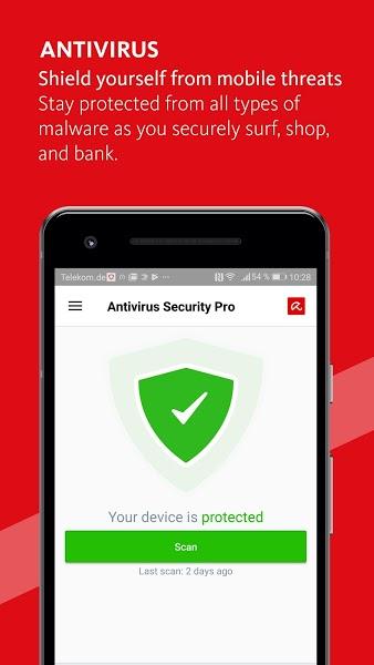 دانلود Avira Antivirus Security Premium 6.3.1 آنتی ویروس قدرتمند اویرا اندروید.