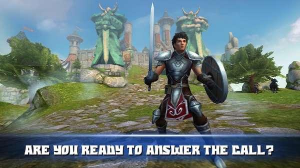 دانلود ۳D MMO Celtic Heroes 3.6.0 بازی نقش آفرینی اندروید قهرمانان سلتیک + دیتا