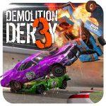 دانلود Demolition Derby 3 1.0.069 بازی دربی تخریب + مود