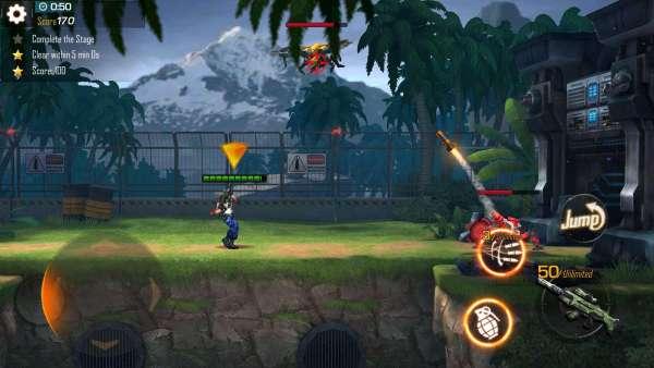 دانلود Garena Contra: Return 1.38.82.9628 بازی بازگشت شورش در شهر اندروید + دیتا
