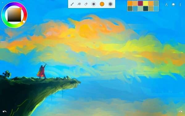 دانلود Infinite Painter 6.4.7 برنامه نقاش بی نهایت برای خلق شاهکارهای هنری