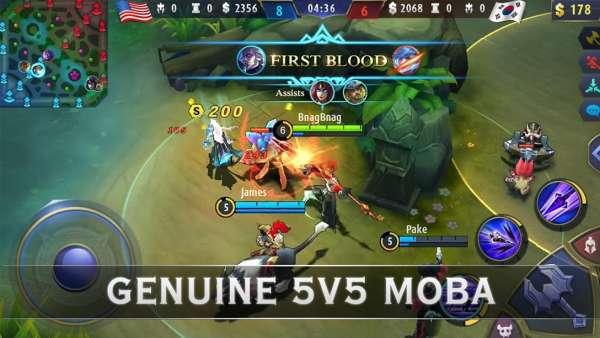دانلود Mobile Legends: Bang Bang 1.4.96.5392 بازی افسانه های موبایل اندروید