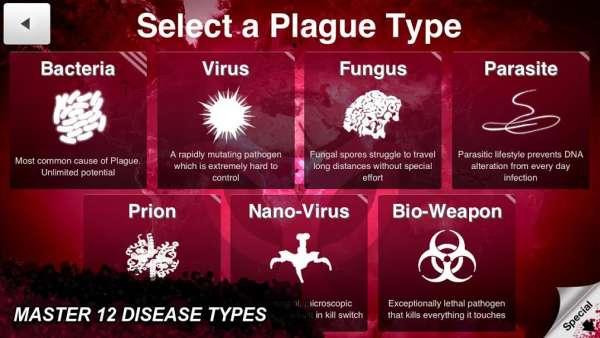 دانلود Plague Inc 1.16.3 بازی ویروسی کردن جهان