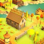 دانلود Pocket Build 3.10 بازی شبیه سازی ساخت شهرک اندروید + دیتا