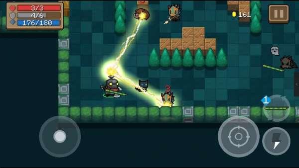 دانلود Soul Knight 3.1.11 بازی اکشن روح شوالیه اندروید + مود