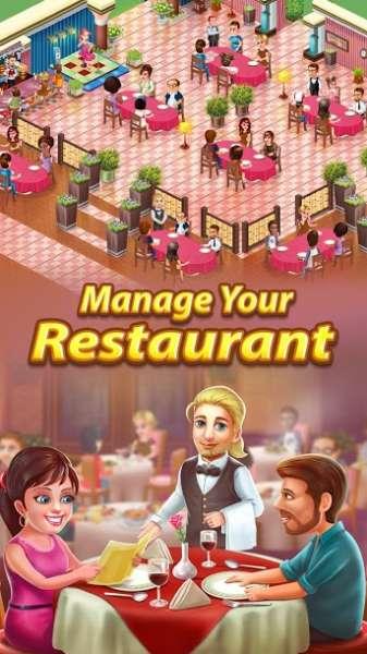دانلود Star Chef 2.25.27 بازی آشپزی اندروید و مدیریت رستوران + مود