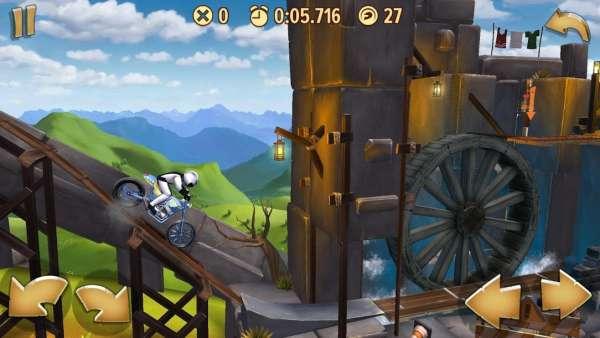 دانلود Trials Frontier 7.9.2 بازی موتور تریل اندروید + مود + دیتا