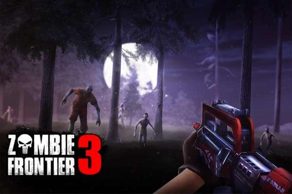 دانلود Zombie Frontier 3 2.40 بازی اندروید منطقه زامبی ها 3 + مود