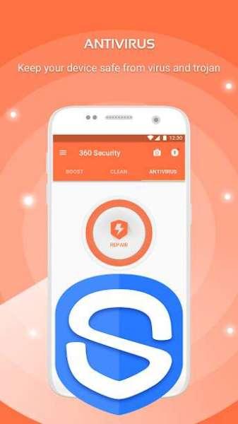 دانلود A 360 Security – Free Antivirus, Booster, Cleaner 5.6.1.4744 اپلیکیشن امنیتی و آنتی ویروس 360 سکیوریتی اندروید