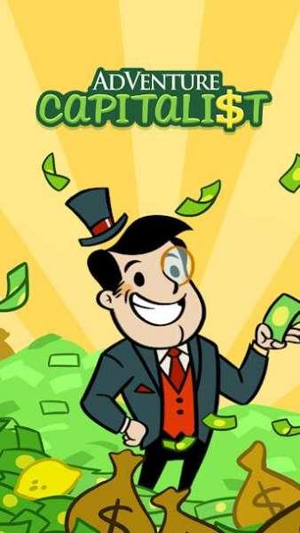 دانلود AdVenture Capitalist 8.11.0 بازی سرمایه دار ماجراجو