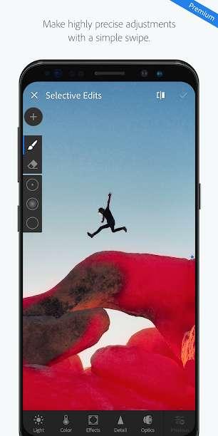 دانلود Adobe Photoshop Lightroom CC 6.3.0 نرم افزار ویرایش تصاویر اندروید