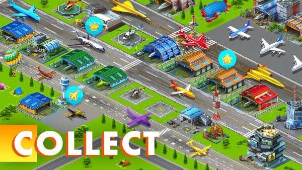 دانلود Airport City 7.12.70 بازی زیبای شهر فرودگاهی اندروید + مود