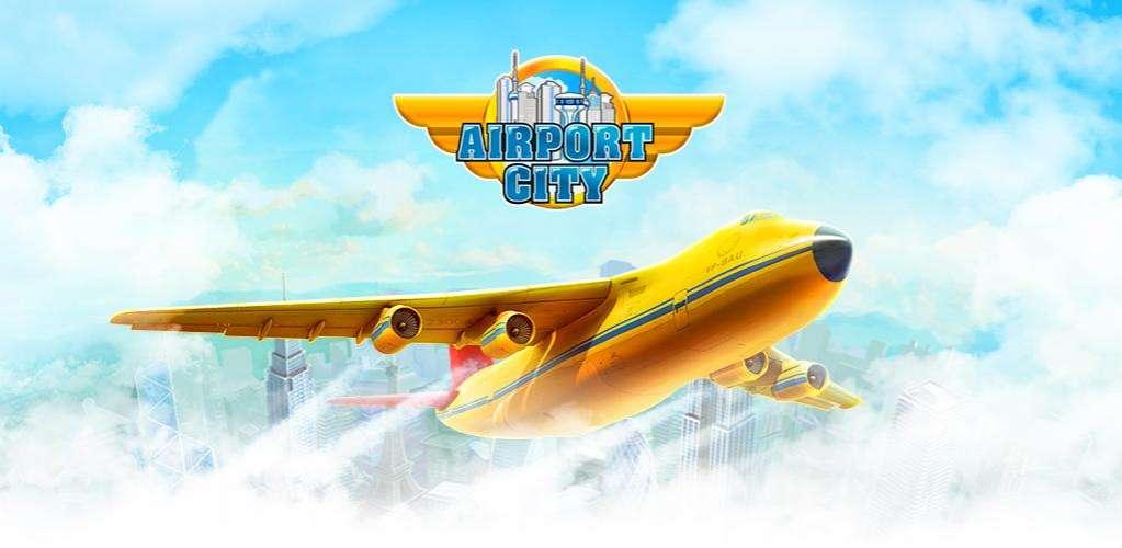 دانلود Airport City 7.3.8 بازی زیبای شهر فرودگاهی اندروید + مود