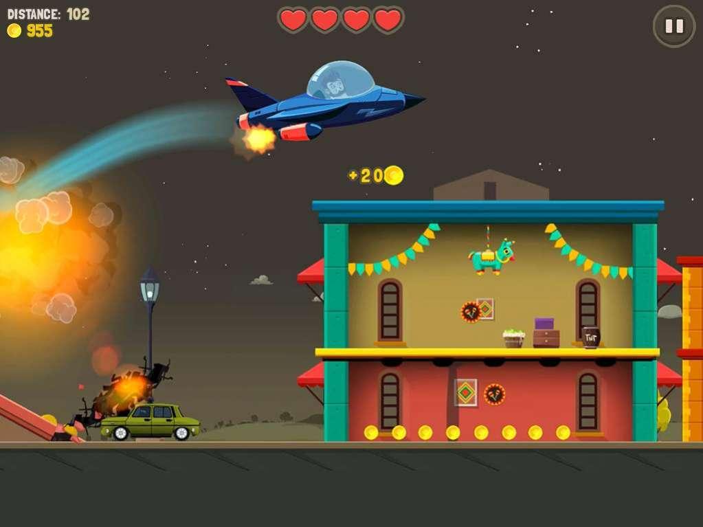 دانلود Aliens Drive Me Crazy 3.1.8 بازی بیگانگان من را دیوانه می کنند اندروید + مود