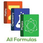 دانلود All Formulas 1.4.3 برنامه مجموعه فرمول ها علمی اندروید