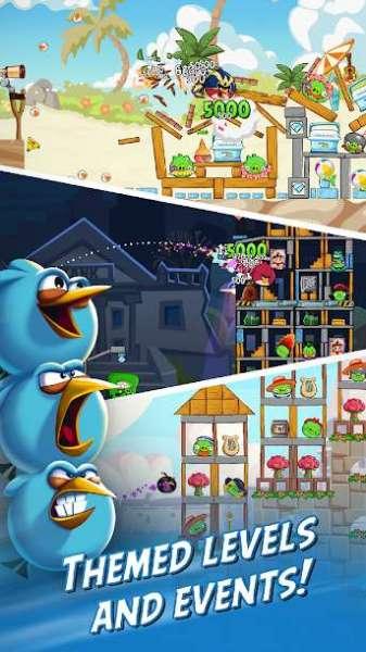 دانلود Angry Birds Friends 9.2.2 بازی دوستان پرندگان خشمگین اندروید