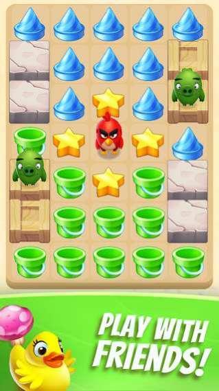دانلود Angry Birds Match 3.7.1 بازی پازلی پرندگان خشمگین اندروید + مود