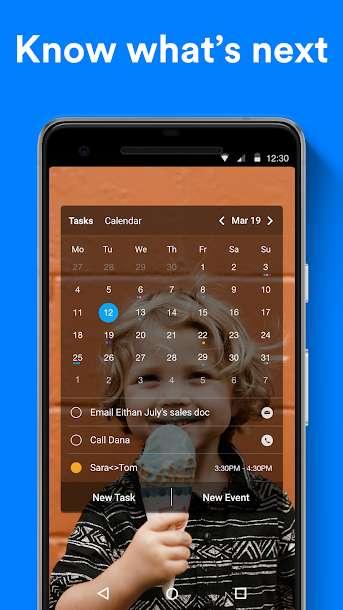 دانلود Any.do: To-do list Calendar Reminders 5.14.2.5 نرم افزار یادآوری قرارها و کارها