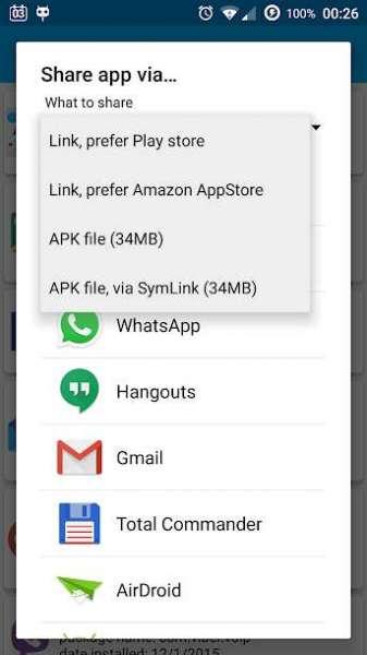 دانلود App Manager 4.79 اپلیکیشن مدیریت حرفه ای برنامه های اندروید