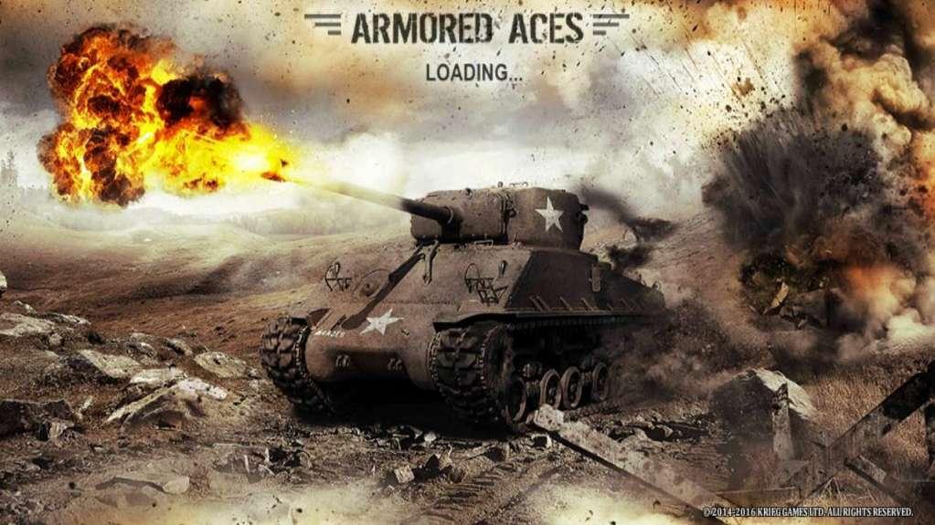 دانلود Armored Aces – ۳D Tank Battles 3.1.0-640 بازی تیرهای زرهی - جنگ تانک های اندروید + دیتا
