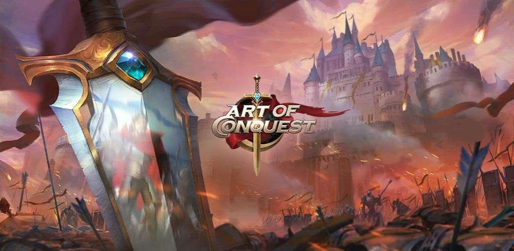 دانلود Art of Conquest AoC 1.22.04 بازی استراتژیک اندروید هنر فتح + دیتا