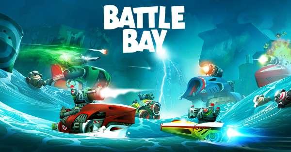 دانلود بازی Battle Bay 4.9.3 بازی اکشن نبرد خلیج اندروید + مود + دیتا
